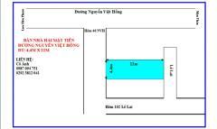 Cần bán nhà 2 mặt tiền hẻm 46 đường nguyễn việt hồng
