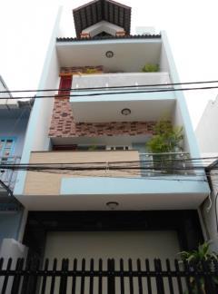 Bán nhà đẹp đường trung lang, p12, tân bình, 5x20m, 3 lầu