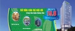 Mở bán chung cư ecogreen tower -số 01 giáp nhị- hoàng mai