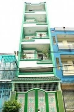 Cần bán gấp khách sạn 5 lầu mt phan văn trị, chùa giác quan