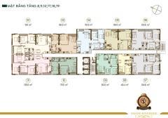 Cần bán căn hộ grand riverside q.4,mặt tiền bến vân đồn