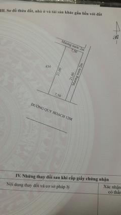 Bán đất khu quy hoạch thanh lam - thủy phương - huế