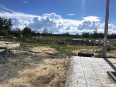 Bán lô đất phía nam đà nẵng, mặt tiền sông cổ cò giá rẻ