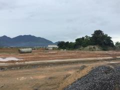 Bán lô đất trung tâm loại 1 đối diện bờ hồ sinh thái  570tr