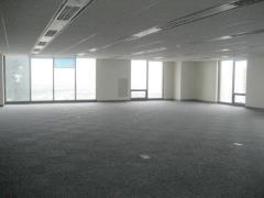 Cho thuê mặt bằng 300-1500m2 tầng 2,3 làm vp,kđt định công