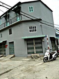 Bán nhà 2 mt đang cho thuê 8 phòng trọ,7.8m×10m,giá chỉ 2 tỉ