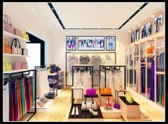 Cho thuê nhà nguyên căn + shop thời trang ngay trung tâm q1