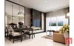 Cần tiền bán căn hộ the botanica novaland,56m2 t08 nhận nhà