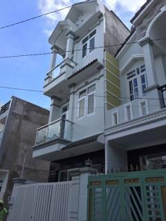 Nhà mới 2 lầu sổ hồng riêng chính chủ (5x17m) lê văn lương