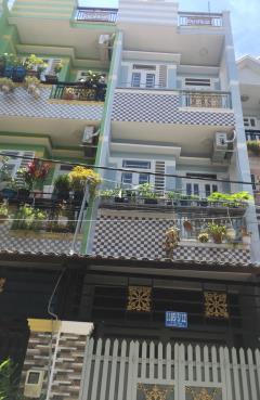 Nhà mới chính chủ 2 lầu + sân thượng (5x9m) đào sư tích