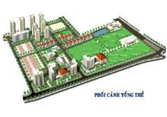 Khách hàng ký gửi bán lại căn hộ 59.23m2 chung cư ct2e vov