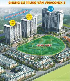 Pkd chủ đầu tư chuyển nhượng 1 số căn hộ trung văn vinaconex