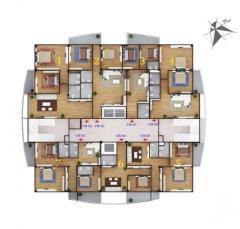Bán gấp căn hộ chung cư sài đồng lake view, giá chỉ 18.4tr/m