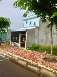 Nhà 100m2 gần khu công nghiệp long hậu,shr, 0909189396