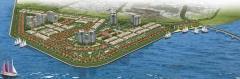 Bán đất 80m2 khu đô thị an bình tân nha trang, tây bắc, giá