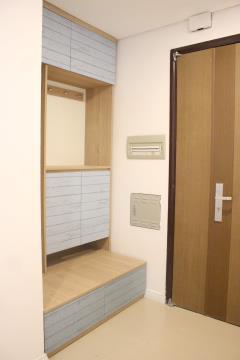 Cho thuê căn hộ chung cư đầy đủ đồ đạc. nhà mới, view đẹp.