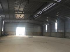Kho xưởng mới xây dựng ở nguyên khê , đông anh