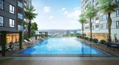 Chỉ 880 tr để sở hữu căn hộ 65m2 ven sông green river q.8
