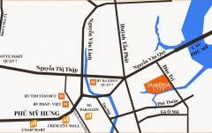 Bán căn hộ jamona city, đường đào trí, phú thuận, q7,