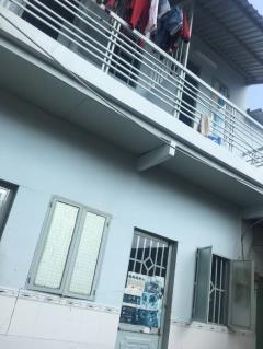Cần bán nhà thị trấn nhà bè, 100 m2 diện tích sử dụng, 1,9 t