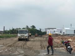 Chính chủ cho thuê kho xưởng mới xây gần cầu nhật tân