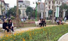Bán nhà phân lô vườn hoa trần quang diệu, 35m, 4 tỷ 2