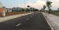 Bán đất tái định cư thạch bàn, dt 50m2, mt 3,5m giá 44tr/m2