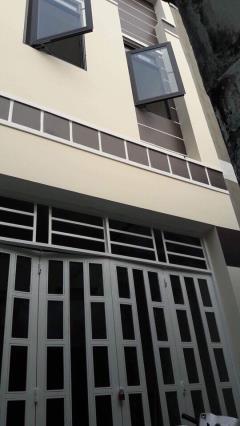 Bán nhà 2 tầng mới xây kiệt 3m nguyễn tri phương