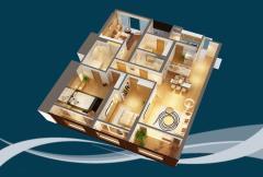 Cần bán căn hộ 182m2 dolphin plaza, mỹ đình, hà nội new