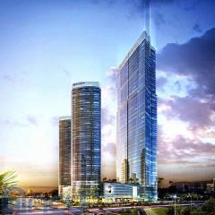 Bán căn hộ 06 (206 m2) tòa a, cccc keangnam giá 2200$/m2