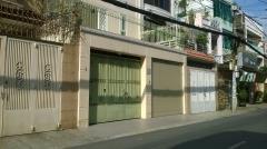 Cho thuê nhà rộng mặt tiền trần khánh dư, quận 1: 7m x 20m..