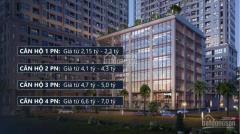 Bảng giá căn hộ lancaster chính thức, chiết khấu cao