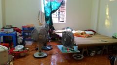 Phòng khép kín đầy đủ thiết bị, 2,5-2,8tr/th, gần đh hà nội