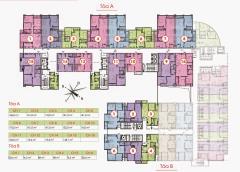 Bán căn hộ chung cư hồ gươm plaza, giá chỉ từ 21 triệu/m2