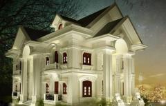 Cho thuê nhà liền kề đtm định công, 80m2x 3.5 tầng, 13 triệu