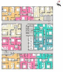 Cần bán chung cư cc 283 khương trung, tòa a,3 ngủ,2wc,89m2,.