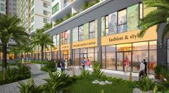 Shophouse thương mại căn hộ melody âu cơ 3,5 tỷ/117m2 ti
