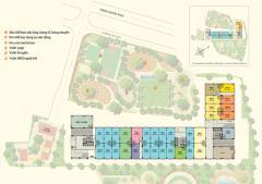 Shop thương mại dự án 9 view hưng thịnh 15,6 triệu/m2