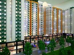 Bán căn hộ melody residence mặt tiền âu cơ 1,4 tỷ/căn