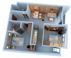 Bán căn hộ ehome 3 quận bình tân, mua nhà ở ngay, giảm 2.2%