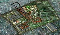 12,5tr/m2 đất nv khu đô thị tuệ tĩnh giao đất xây nhà ngay
