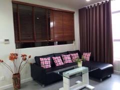 Cho thuê căn hộ chung cư watermark, view hồ tây, 55m2, đủ đồ