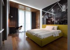 Cho thuê căn hộ chung cư diamond flower, dt 166m2, 3 ngủ,