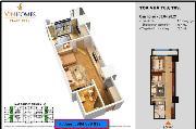 Cần bán gấp căn hộ chung cư cao cấp time city 53m