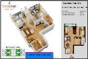 Bán căn hộ chung cư giá gốc tòa t8, t9 khu đô thị times city