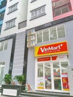 Căn shop 8x plus trường chinh. dt 119m, trệt lửng.