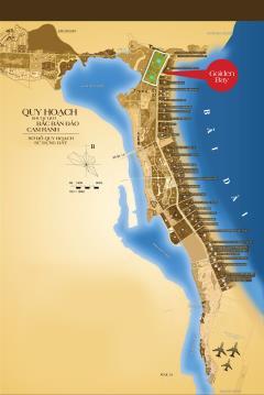Chuyên đất nền golden bay- nền mt ntt giá tốt