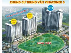 Bán kiot tầng 1 tòa ct1, ct2 chung cư vinaconex3 trung văn