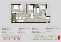 Bán căn hộ cuối cùng ecolife capitol chiết khấu 9% đóng 30%