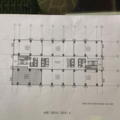 Bán sàn văn phòng toà ct4 vimeco, cạnh siêu thị bigc, trần d